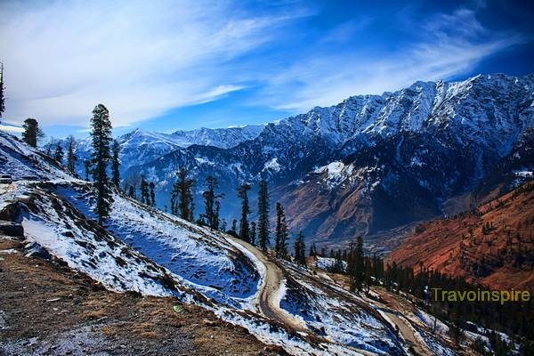 The Majestic Himalayas